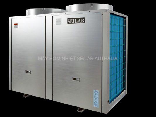 Tìm hiểu về hệ thống nước nóng trung tâm cho biệt thự